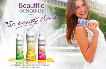 Coca Cola y la farmacéutica francesa Sanofi lanzan una nueva línea de 'bebidas de belleza': Beautific Oenobiol