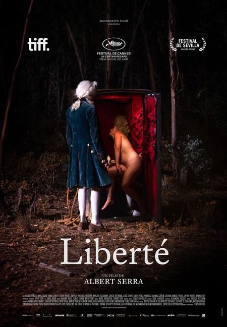 Liberte Poster