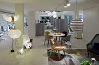 La nueva tienda de Vitra en Madrid nos deja con la boca abierta
