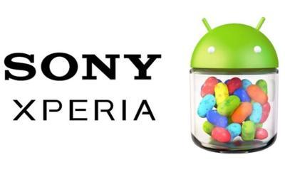 Sony Xperia T, Xperia TX y Xperia V también están recibiendo Android 4.3 (Jelly Bean)