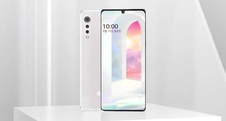 """Así es el próximo gran móvil de LG: Velvet, diseño """"rompedor"""" sin la máxima potencia"""