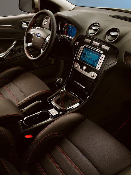 Ford S-MAX Titanium S
