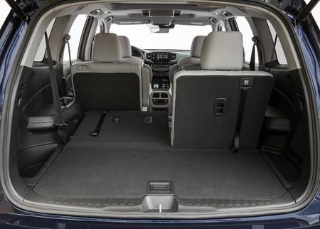 Honda Pilot 2019 cargo