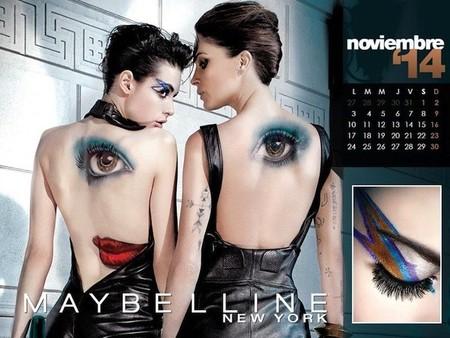 noviembre maybelline 2014