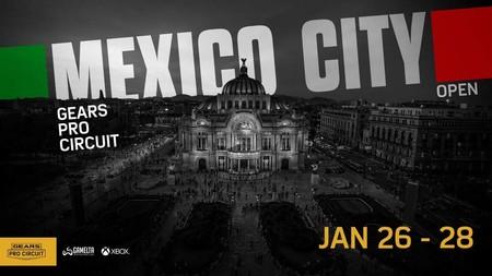 Gears of War inaugura las actividades de esports en México para este 2018