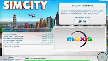 Cuando el DRM se convierte en un incordio para el comprador: el caso de EA con 'SimCity'