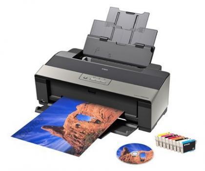 Epson Stylus Photo R1900, impresión fotográfica en A3