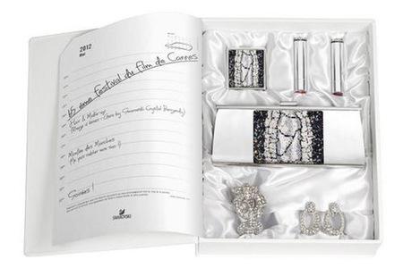 Swarovski presenta su botiquín de primeros auxilios para Cannes