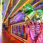 Cuando visitar un restaurante de robots en Japón es una alucinante sobrecarga de sentidos