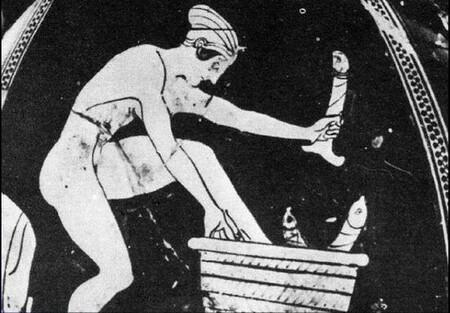 Juguetes Eroticos Antigua Grecia