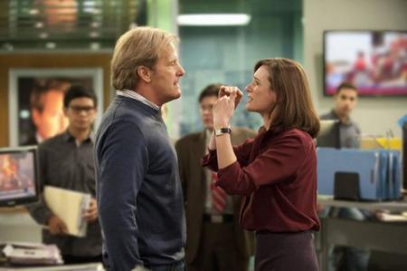 'The Newsroom' empieza a despedirse en Canal+ el 10 de noviembre