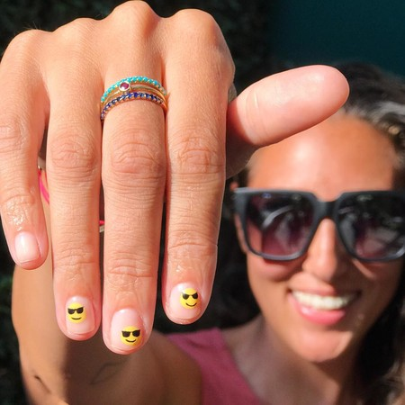 Si te falta inspiración este verano, fíjate en la manicura de las bloggers