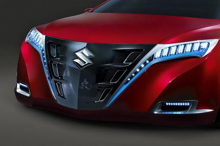 Suzuki Kizashi Concept