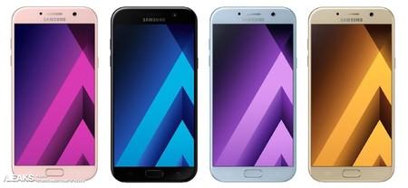 Conoceremos la nueva línea Galaxy A de Samsung el próximo 5 de enero, en Malasia y no en Las Vegas