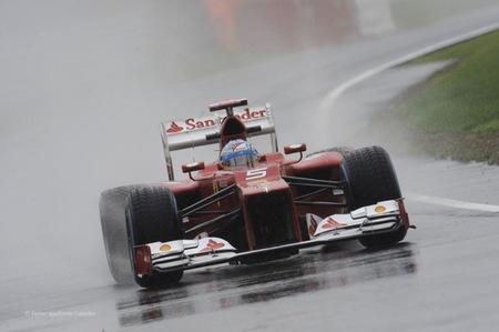 Fernando Alonso ya tiene su primera pole de la temporada