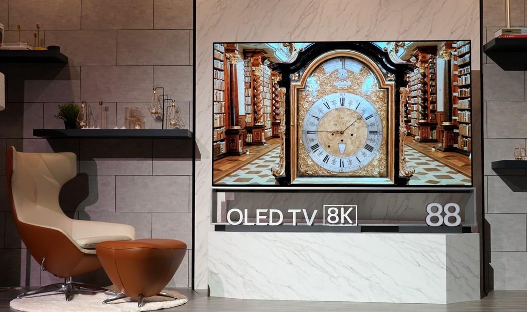 Por qué ya tenemos televisores 8K si todavía no hay contenido en esta resolución: así lo justifican las principales marcas