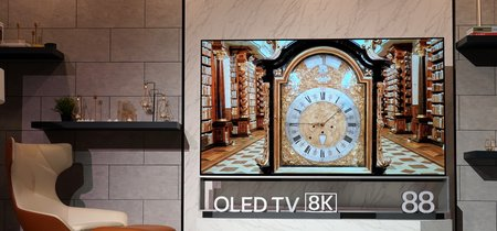 Por qué los televisores 8K ya están aquí si todavía no hay contenido en esta resolución: así lo justifican las principales marcas