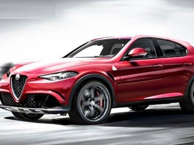 ¿Lo estabas esperando? El Alfa Romeo Stelvio podría presentarse en noviembre