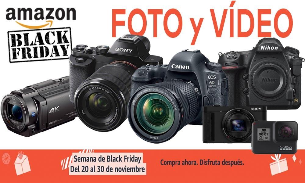 Black Friday 2020: las 29 mejores ofertas de Amazon en cámaras fotográficas, de vídeo y de acción