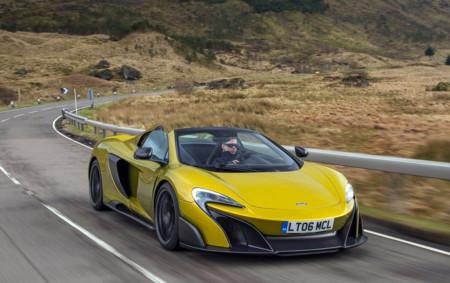 McLaren planea vender 3.000 coches este año
