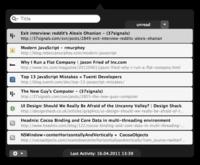 ReadNow, un cliente de Instapaper y Read It Later para OS X