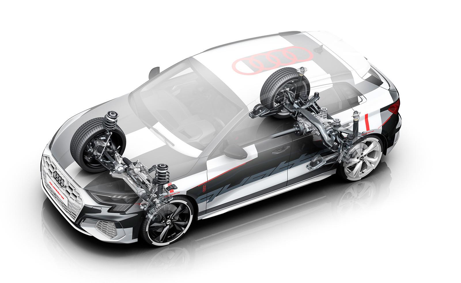 Foto de Audi S3 Sportback 2020, teaser (5/13)