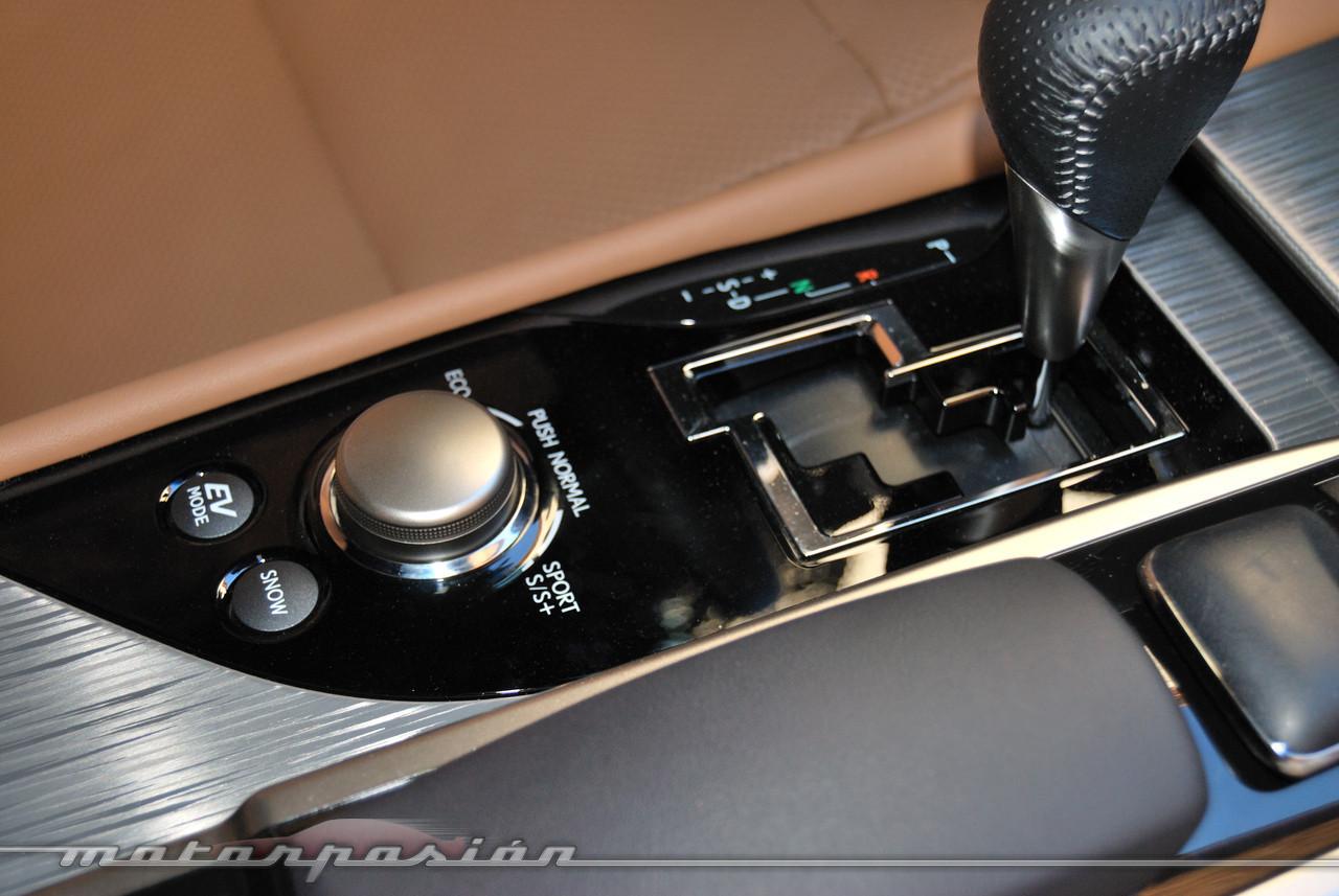 Lexus GS 450h (prueba) (8/74)