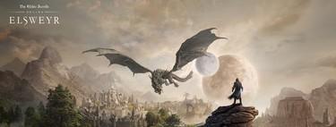Hemos jugado a The Elder Scrolls Online: Elsweyr. Los temibles dragones desatarán su potencial en la próxima gran expansión