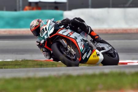 Jordi Torres Superbikes Malasia 2015
