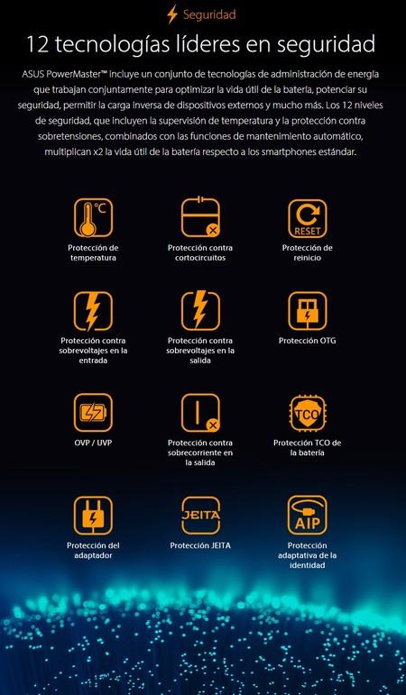 Asus 12 Tecnologias Bateria