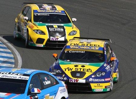Gabriele Tarquini, Tiago Monteiro y Tom Coronel se quedan fuera del Trofeo de Independientes