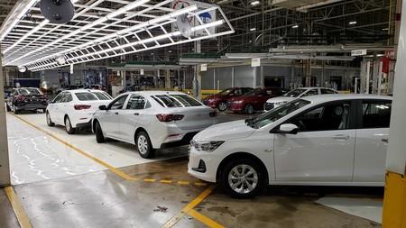 Inicia La Produccion Del Chevrolet Onix En Mexico 8