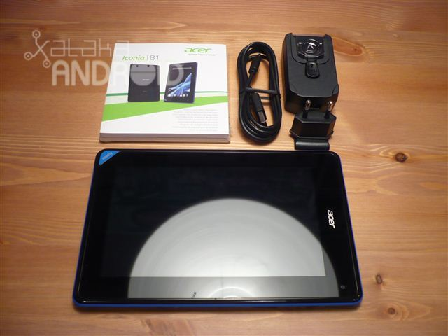 Foto de Acer Iconia B1 (3/17)