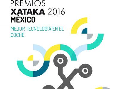 Mejor tecnología en el coche, vota por tu preferido para los Premios Xataka México 2016