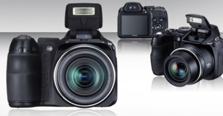 Fujifilm FinePix S2000HD, bridge a precio ajustado