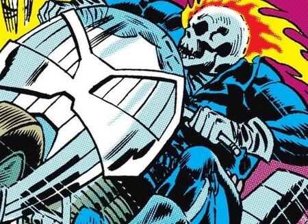 Marvel Limited Ghost Rider Devil's Disciple Marvel Limited Edition
