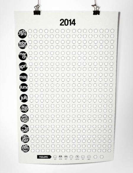 calendario 2014 funkytime