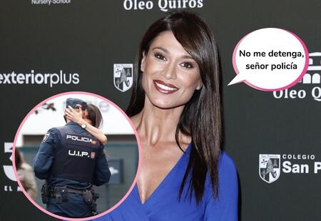 ¡Alto al fuego! Sonia Ferrer habla por primera vez de su nuevo novio policía (tras el impresionante morreo estando de servicio)