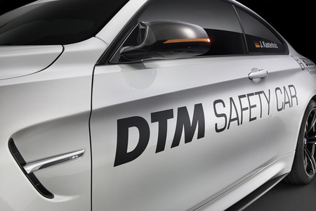 BMW M4 DTM Safety Car