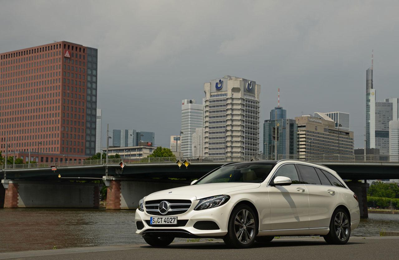 Mercedes benz clase c estate 2014 58 60 for Mercedes benz clase c
