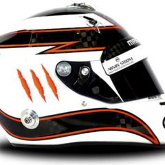 Foto 14 de 23 de la galería cascos-de-la-parrilla-de-formula-1-2013 en Motorpasión F1