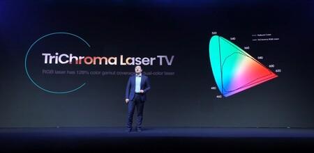 Trichroma Laser