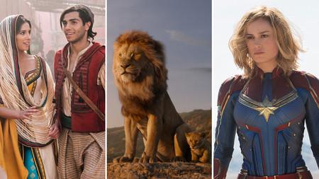 Disney está arrasando en 2019: ya ha roto el récord de recaudación anual gracias al impulso de Fox