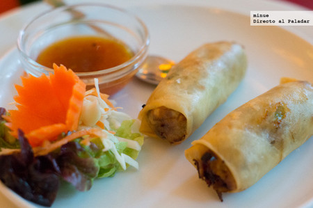 Restaurante tailandés Green Papaya en Valencia - 3