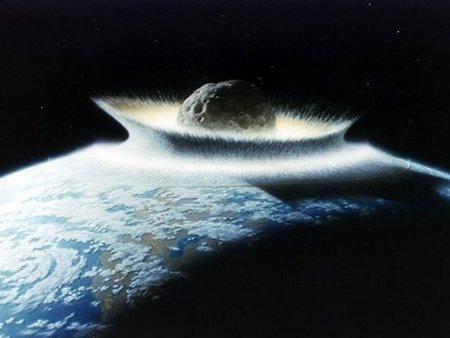 El impacto del meteorito que aniquilo a los dinosaurios, cortesía de Richard Dawkins