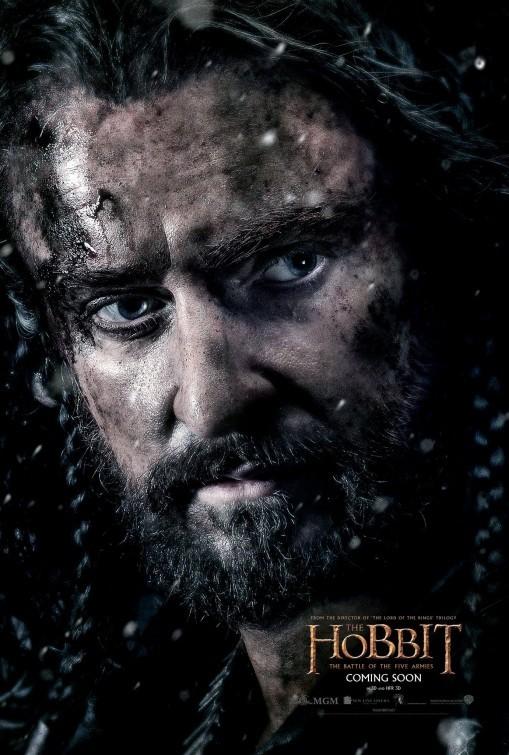 Foto de 'El hobbit: La batalla de los cinco ejércitos', carteles (7/29)