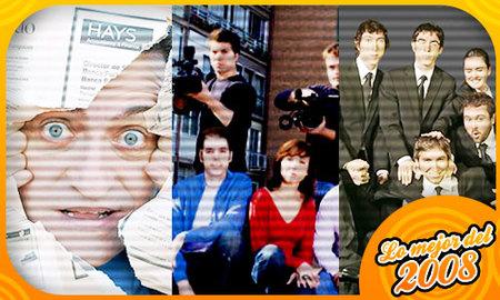 Lo mejor del 2008: Mejor programa de actualidad