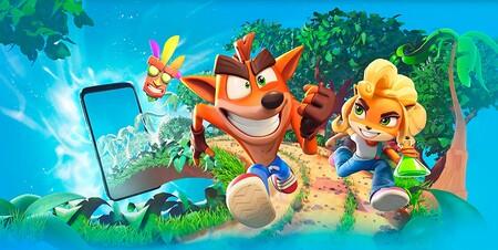 Crash Bandicoot para Android, la descarga de la adaptación para móviles ya en Google Play Store