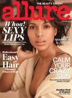Kerry Washington y su portada 'sin maquillaje', ¿qué os parece?