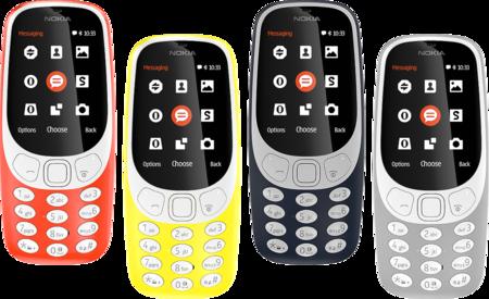 Nuevo Nokia 3310: características, precio y toda la información